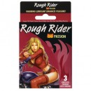 Rough Rider Hot Passion 3 Pk
