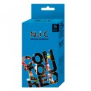 NJC Pack of 16 Contoured Condoms